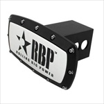 RBP Brushed Hitch Cover RBP-112